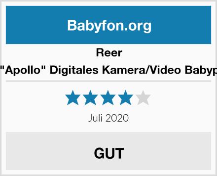 """Reer 8007 """"Apollo"""" Digitales Kamera/Video Babyphone Test"""