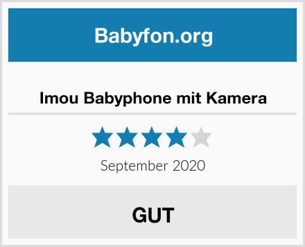 Imou Babyphone mit Kamera Test