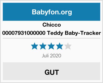 Chicco 00007931000000 Teddy Baby-Tracker Test