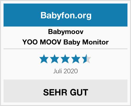 Babymoov YOO MOOV Baby Monitor Test