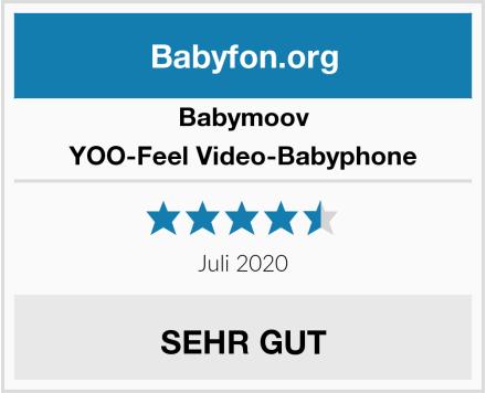 Babymoov YOO-Feel Video-Babyphone Test