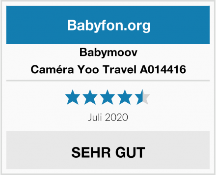 Babymoov Caméra Yoo Travel A014416 Test