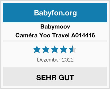 Babymoov Caméra Yoo Travel A014416 Test