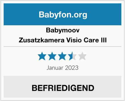 Babymoov Zusatzkamera Visio Care III Test
