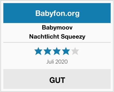Babymoov Nachtlicht Squeezy Test