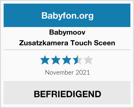 Babymoov Zusatzkamera Touch Sceen Test