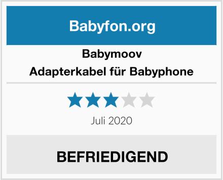 Babymoov Adapterkabel für Babyphone Test