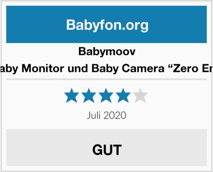 "Babymoov Video Baby Monitor und Baby Camera ""Zero Emission"" Test"