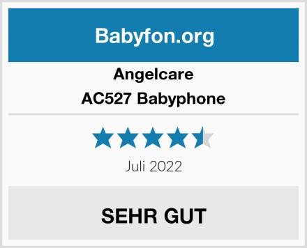 Angelcare AC527 Babyphone Test