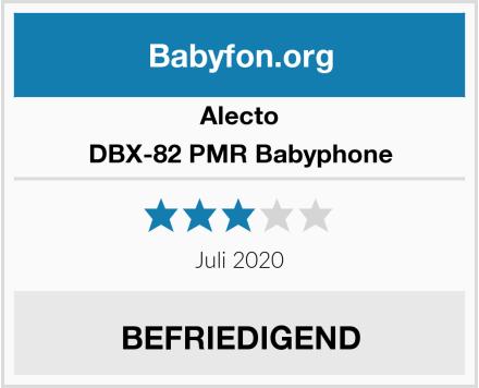 Alecto DBX-82 PMR Babyphone Test