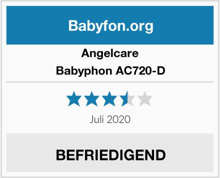 Angelcare Babyphon AC720-D Test
