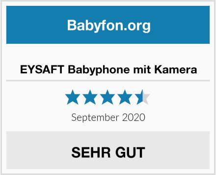 EYSAFT Babyphone mit Kamera Test