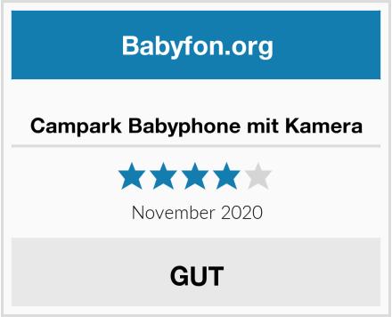 Campark Babyphone mit Kamera Test