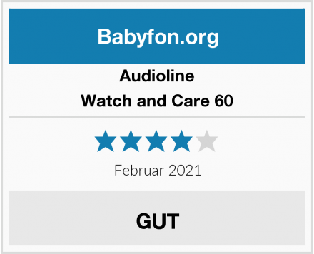 Audioline Watch and Care 60 Test