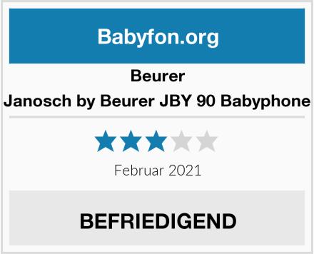 Beurer Janosch by Beurer JBY 90 Babyphone Test