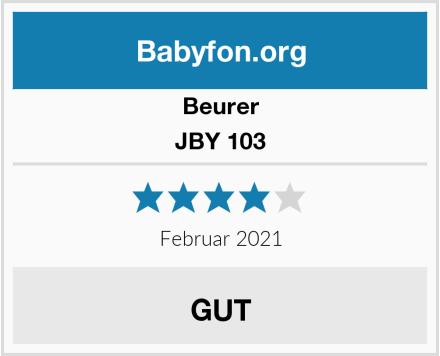 Beurer JBY 103 Test