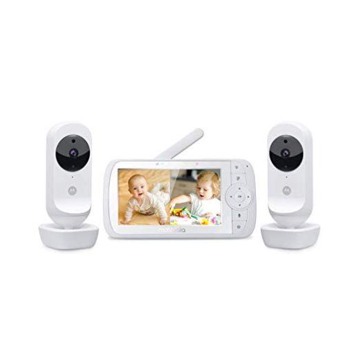 Motorola Ease 35-2 - Babyphone mit 2 Kameras
