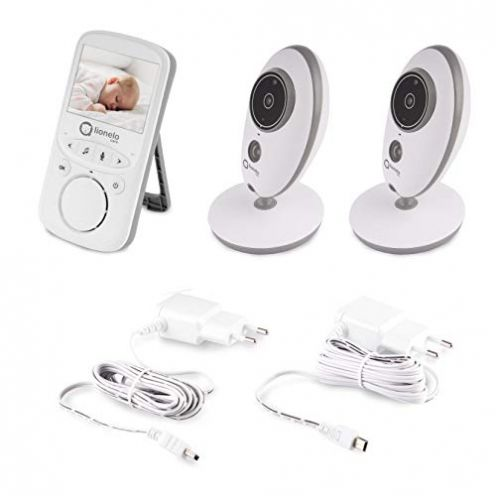 Lionelo Babyline 5.1 Babyphone mit Kamera