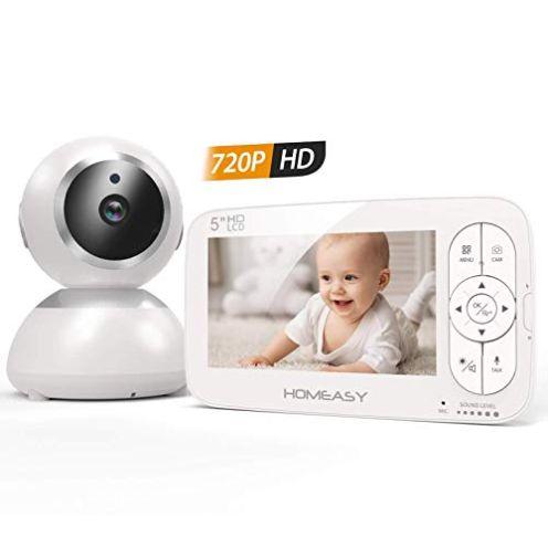 homeasy Babyphone mit Kamera
