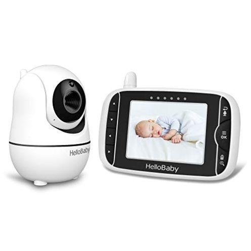 HelloBaby Video Babyphone mit Kamera [HB66]