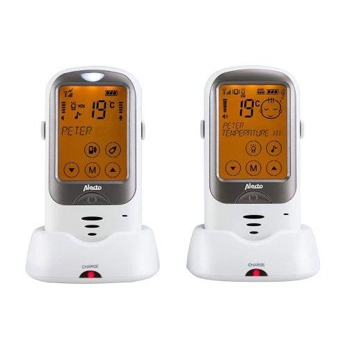 Alecto DBX-68 Eco DECT Digitales Babyphone