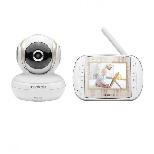Motorola MBP30A Video Baby Monitor