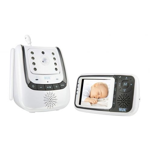 Nuk Babyphone mit Kamera Eco Control+ Video