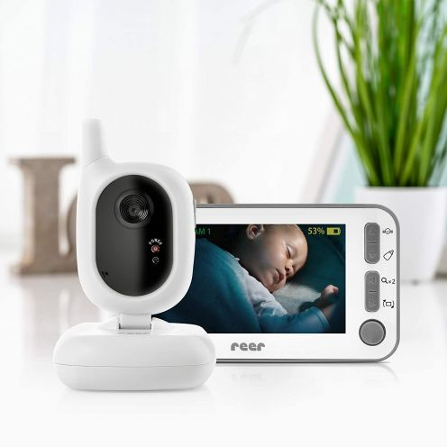 Reer 80430 BabyCam Video Babyphone L