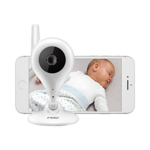 Reer Video-Babyphone und IP Kamera