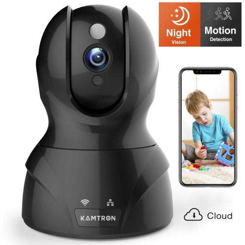 KAMTRON HD WiFi Überwachungskamera