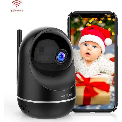 Victure Dualband 2,4Ghz und 5Ghz Baby Kamera